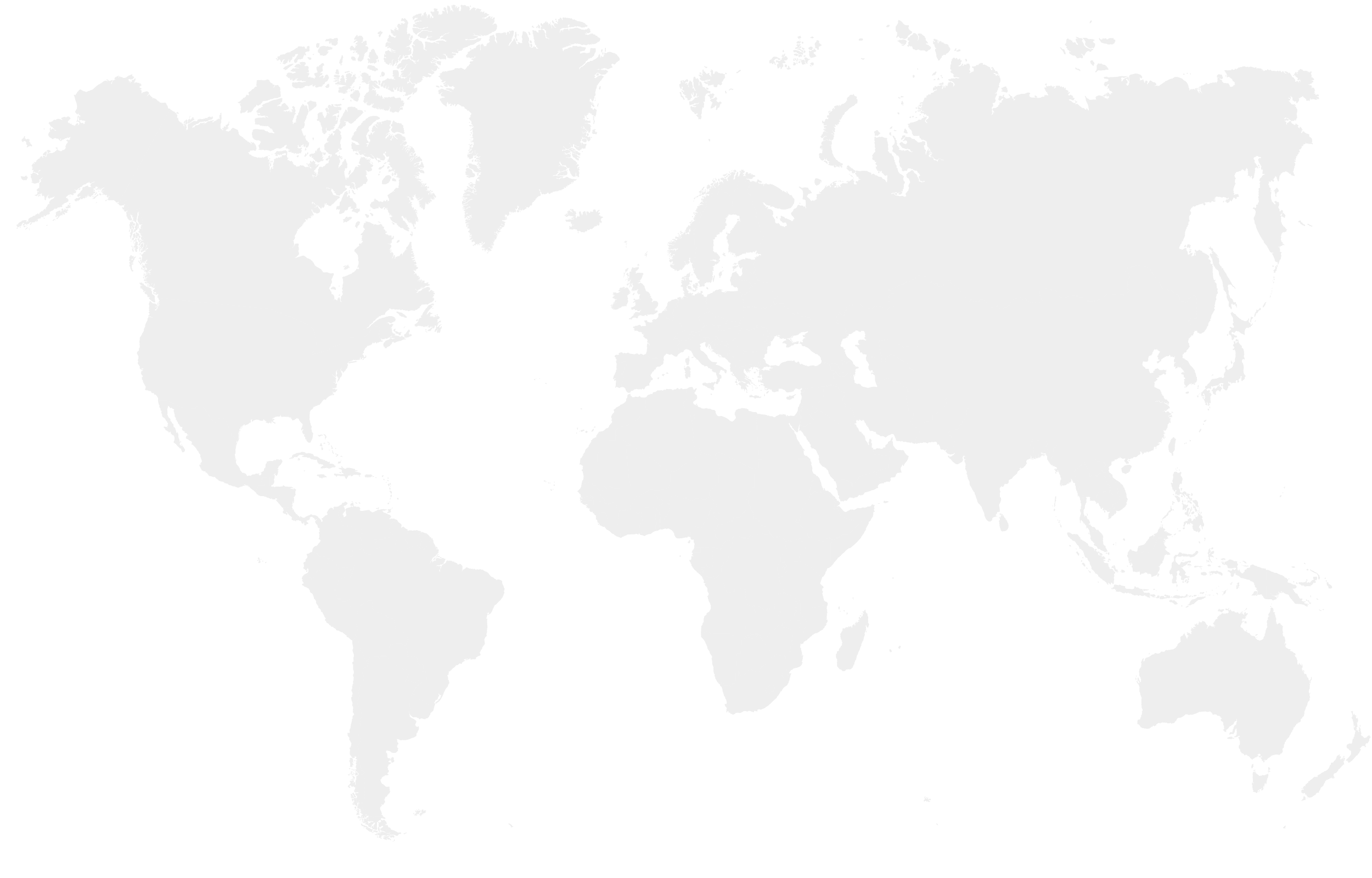 Amazon RDS Regions Map